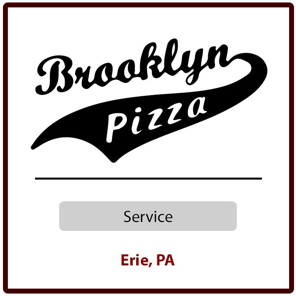 Sold Brooklyn Pizza