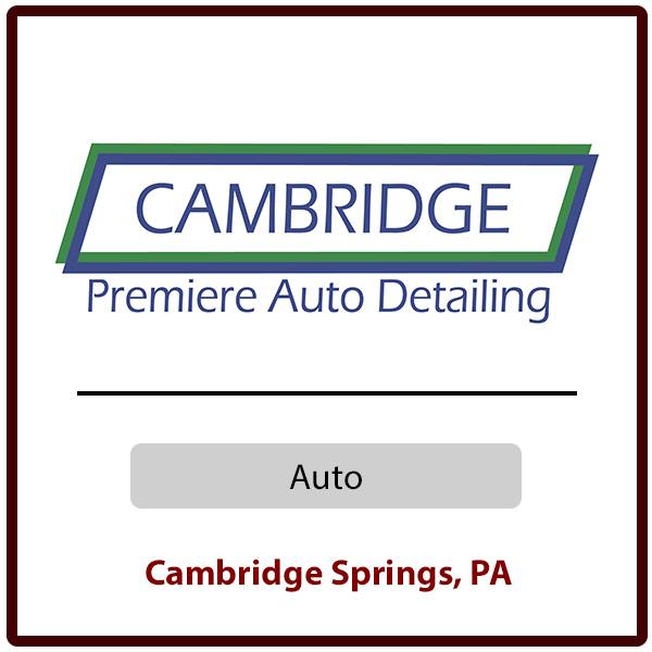 Sold Cambridge Auto