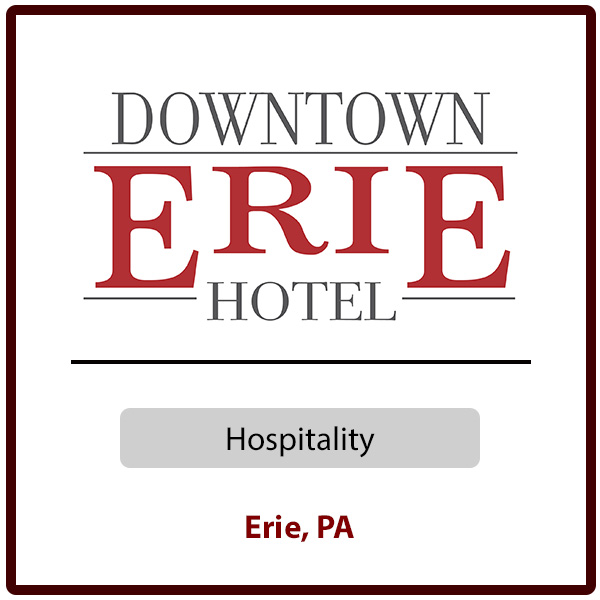 Sold Downtown Erie Hotel